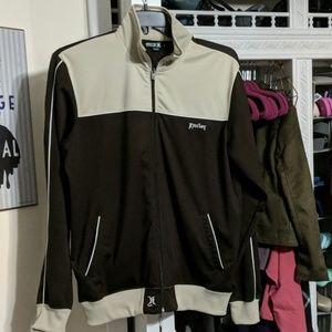 Hurley Zip Front Jacket L